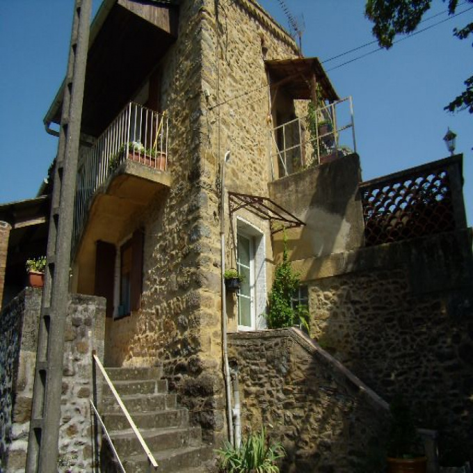 Offres de location Appartement Saint-Florent-sur-Auzonnet (30960)