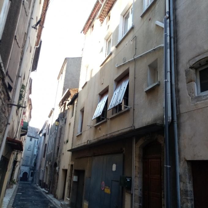 Offres de vente Immeuble Saint-Ambroix (30500)