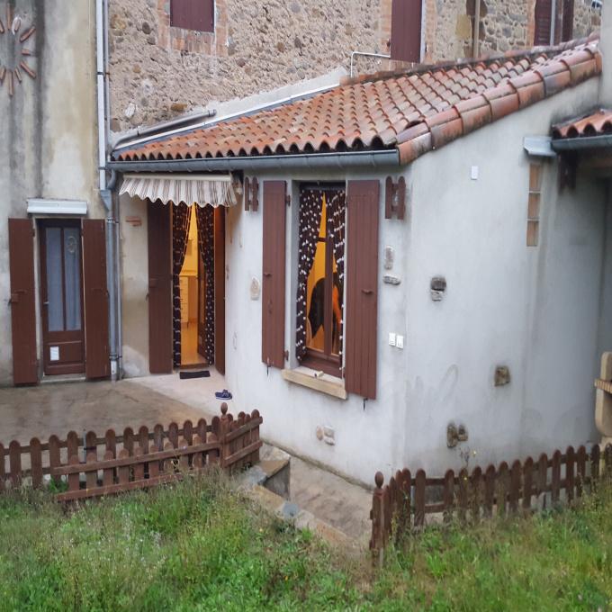 Offres de location Rez de jardin Gagnières (30160)